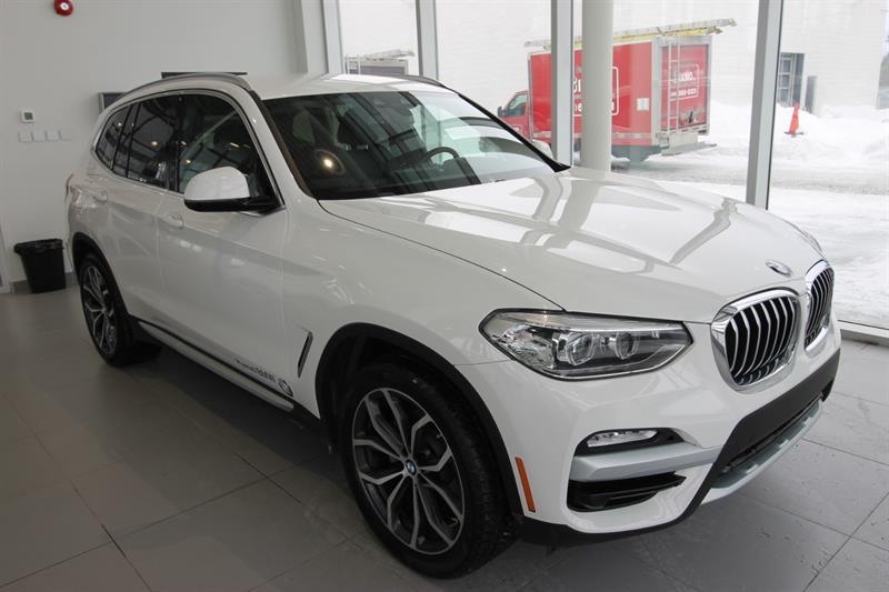 2019 BMW X3 xDrive30i #19-036