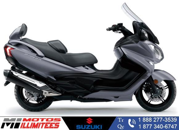 af48440aab9f 2018 SuzukiBurgman 650 Executive ABS 1 KM 8