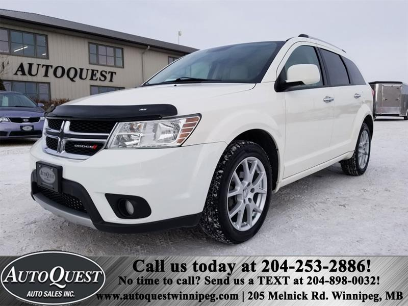 2011 Dodge Journey R/T 3.6L AWD #8527