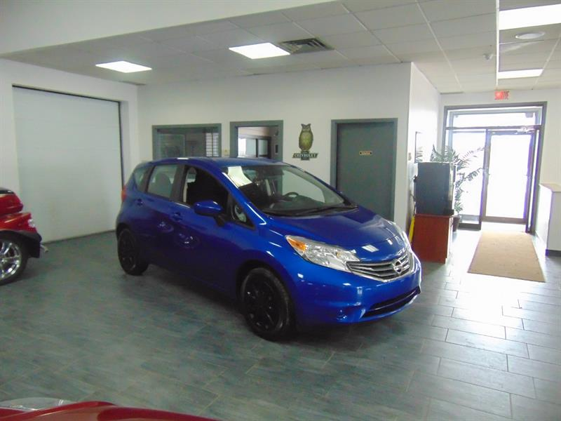 Nissan Versa Note 2015 SV CAMERA BACK UP #FL404686