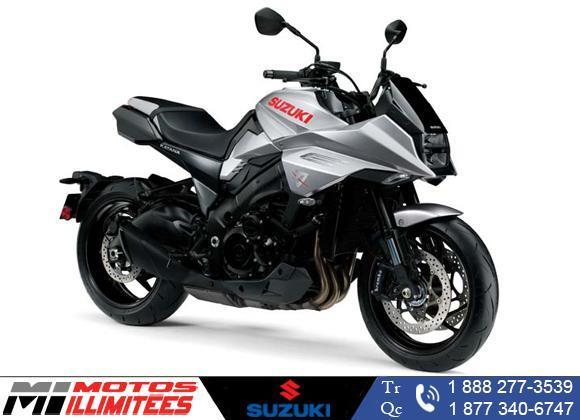 the best attitude 18fc8 87aee 2020 SuzukiKatana 1 KM