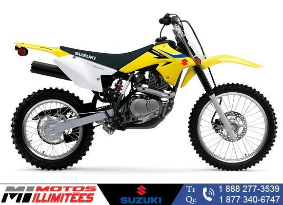 93fa02a88fdd 2018 SuzukiDR-Z125L 1 KM 2