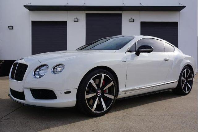 Bentley Continental GT 2014 GT V8 S #A7065