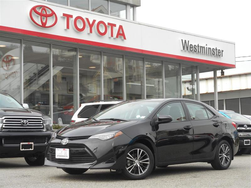 2018 Toyota Corolla LE Upgrade Package #P6805T