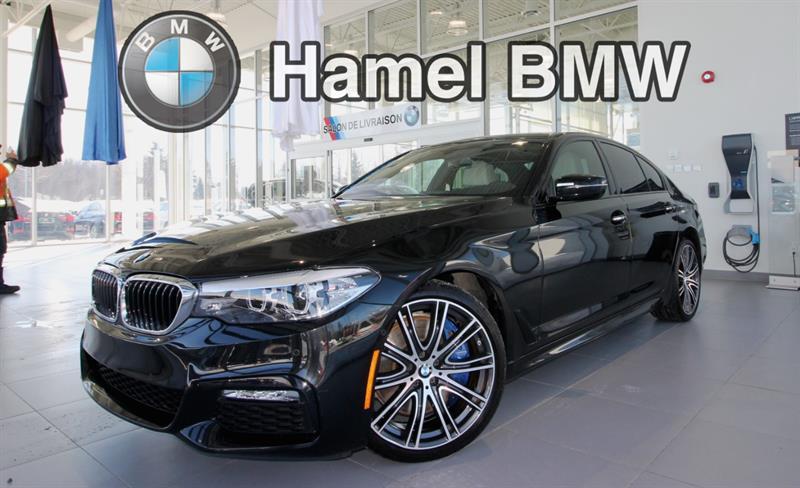 BMW 540 2018 540i xDrive Sedan #19-192a