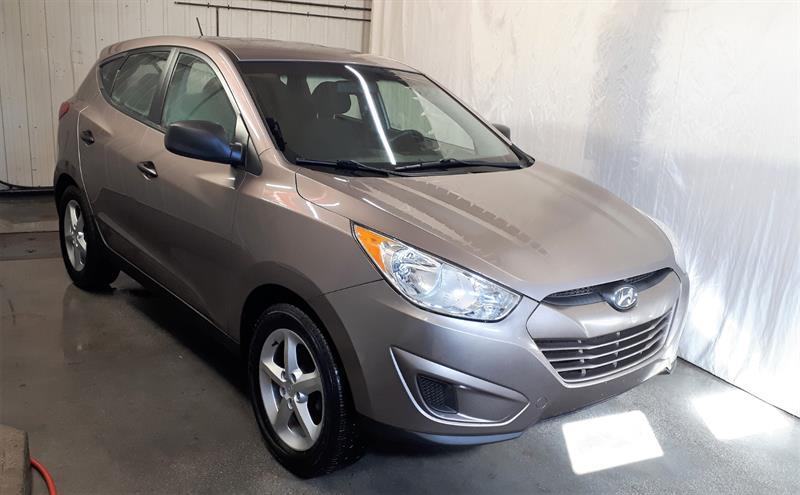 Hyundai Tucson 2013 GL  automatique  #9-0207