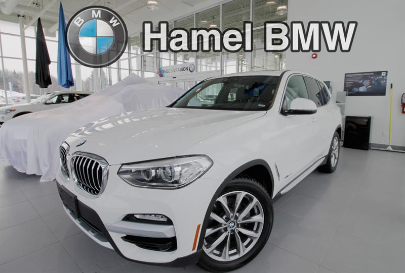 BMW X3 2018 xDrive30i Sports Activity Vehicle #u19-020