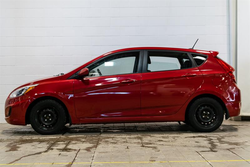 Hyundai Accent 2016 * GL * #84020A