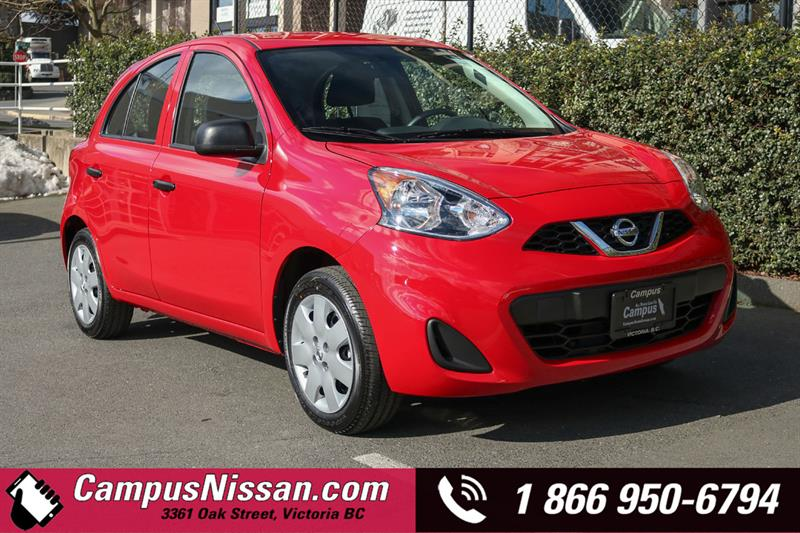 2019 Nissan Micra S FWD #9-A123