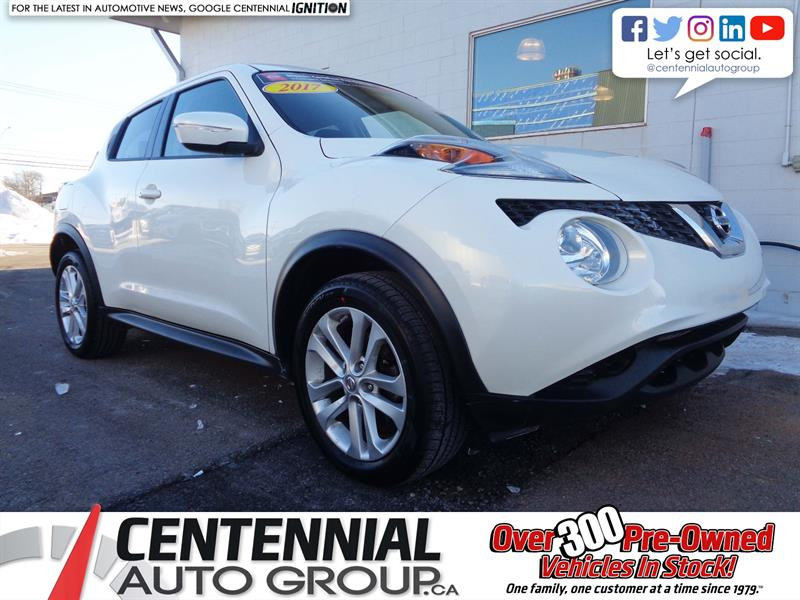 2017 Nissan Juke SV | FWD | Backup Cam | Heated Seats | A/C #P19-011