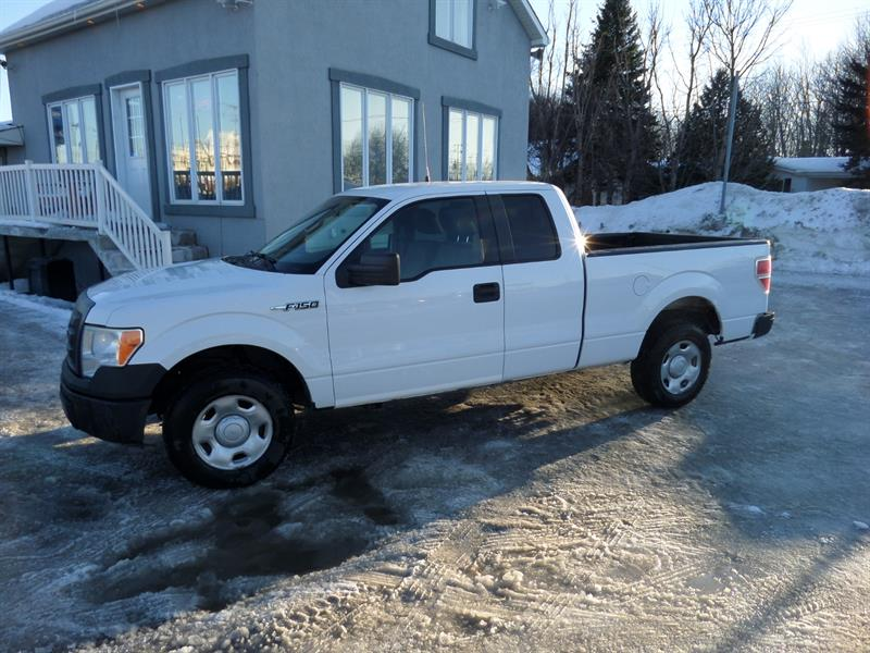 Ford F-150 2009 2WD SuperCab #m5686