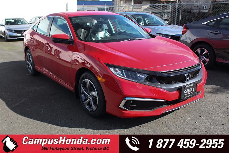 2019 Honda Civic LX #19-0288