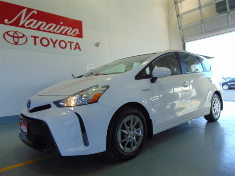 2015 Toyota Prius V #20632BHR