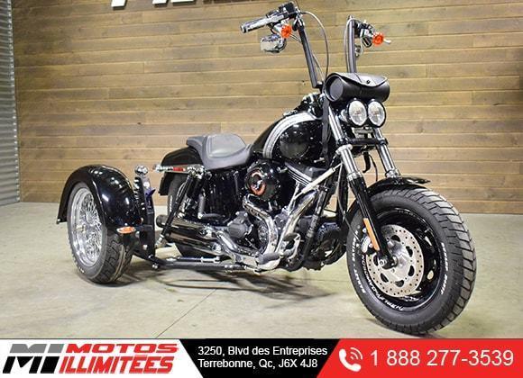 Harley Davidson FXDF Fat Bob 2015