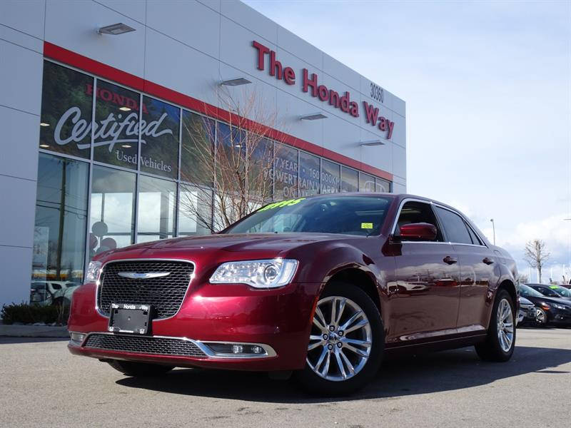 2016 Chrysler 300 BLUETOOTH, ALLOY WHEELS, POWER DRIVER SEAT, PUSH B #p5316