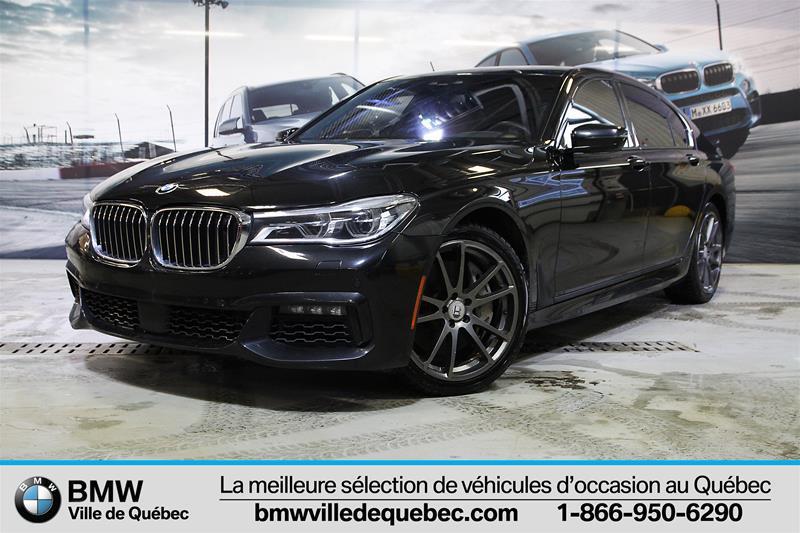 BMW 750i xDrive 2017 #22311A