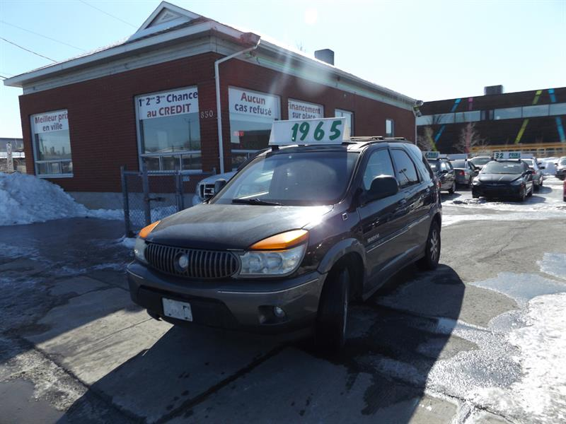 Buick Rendezvous 2003 4dr FWD SUV #2576-02