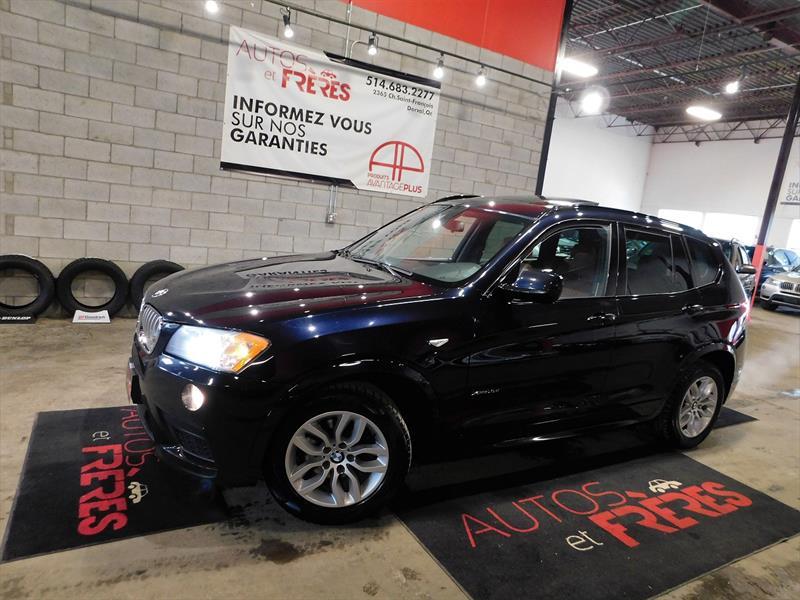 BMW X3 2013 M AWD 35i #2685