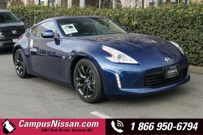 2016 Nissan 370Z | Coupe | Manual | RWD #A7420