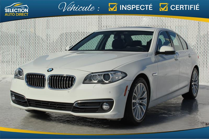 BMW 5 Series 2014 528i xDrive  #S616852