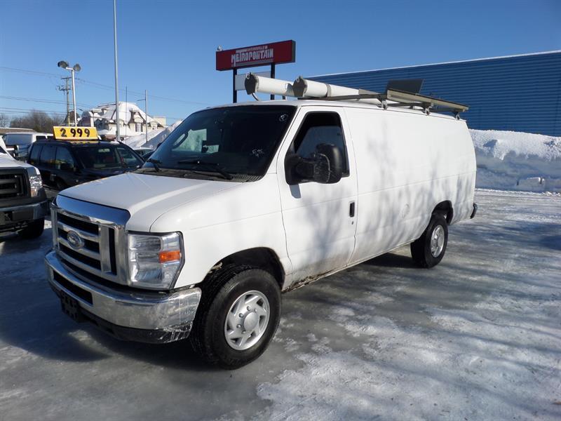 Ford Econoline Cargo Van 2012 E-350 Super Duty Ext #M3729
