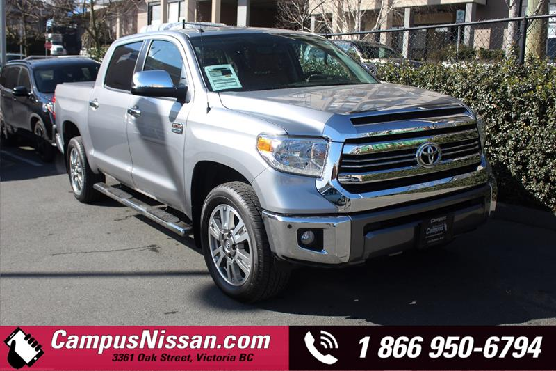 2017 Toyota Tundra | 1794 | CrewMax | Short Box | 4WD #8-P777A