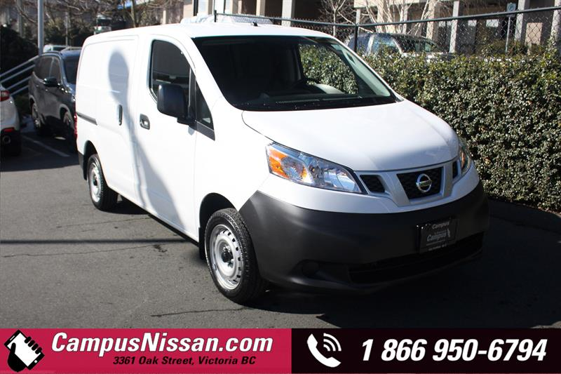2019 Nissan NV200 Compact Cargo I4 #D9-W186