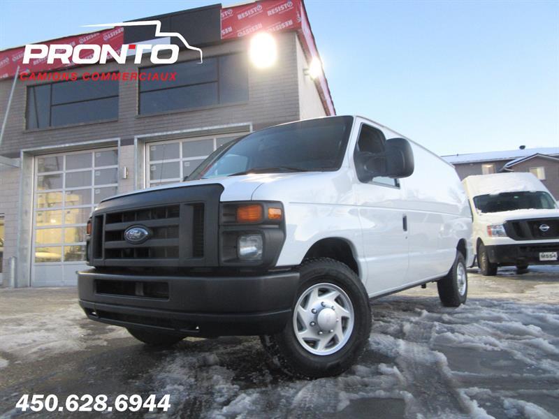 Ford Econoline Cargo Van 2013 E-250 Voir équipement!  #1783