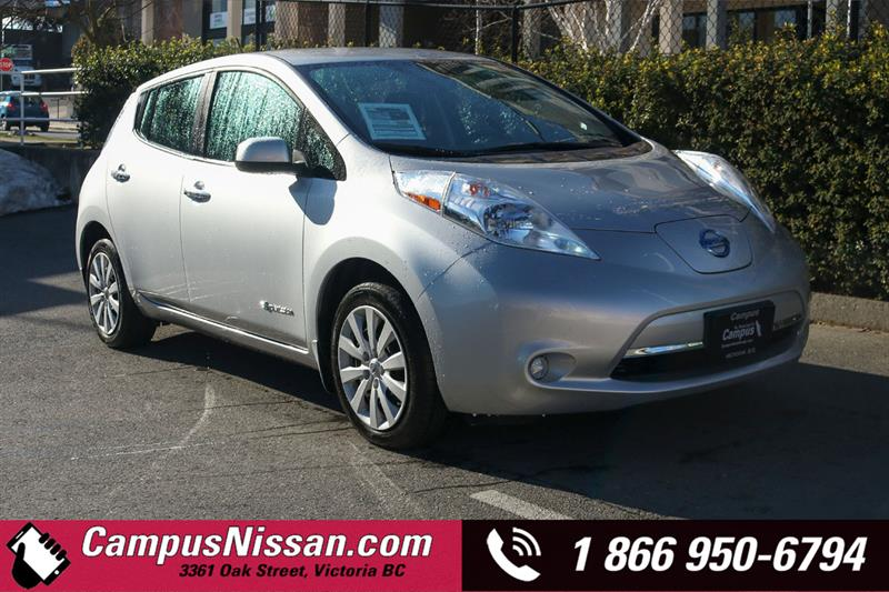 2015 Nissan Leaf | S | FWD w/ Quick-Charge #A7379