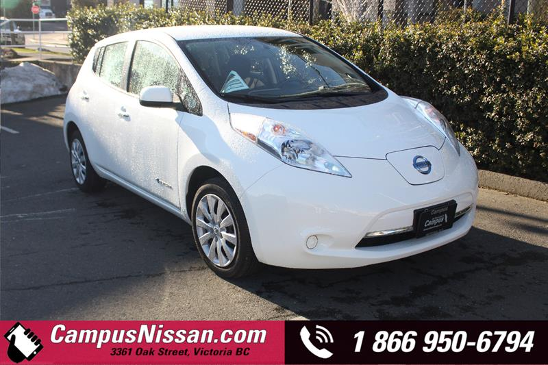 2015 Nissan Leaf | S | FWD w/ Quick-Charge #JN3135