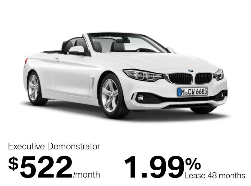 2019 BMW 4 Series 430i xDrive Cabriolet #K0031