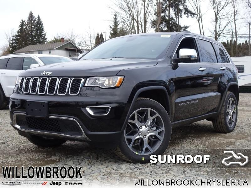 2019 Jeep Grand Cherokee Limited #19J117
