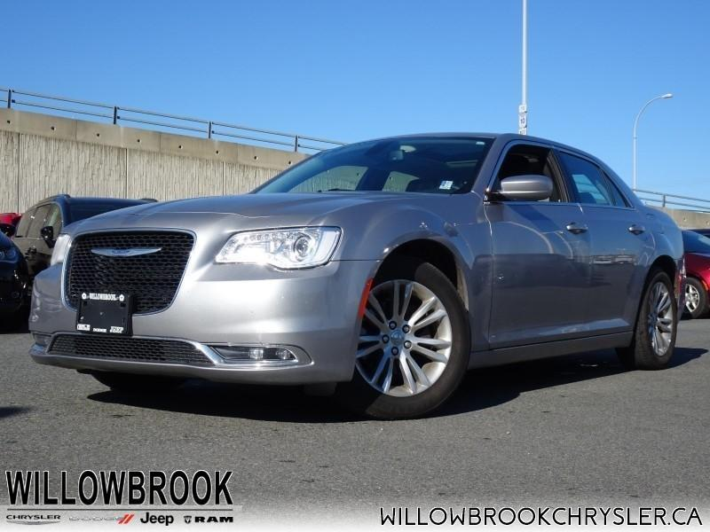 2017 Chrysler 300 Touring #18UP404