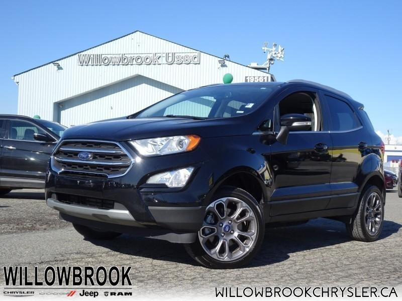 2018 Ford EcoSport #19UP71