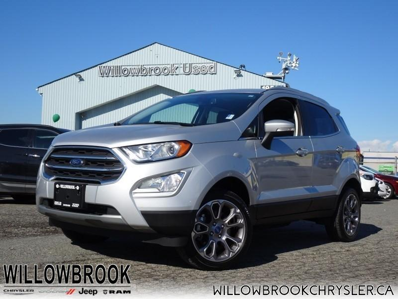 2018 Ford EcoSport #19UP72