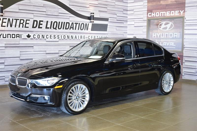 BMW 3 Series 2014 328i xDrive navigation+toit #S8923***L