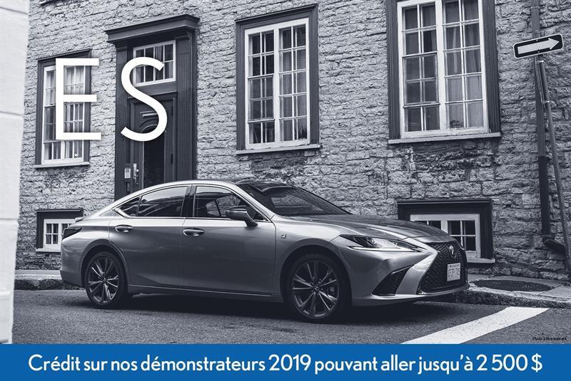 Lexus ES 2019 350 #15035