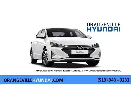 2019 Hyundai Elantra Preferred w/Sun & Safety Package #92028