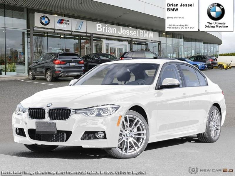 2018 Bmw 3 Series 340i Xdrive Sedan New For Sale In Vancouver At
