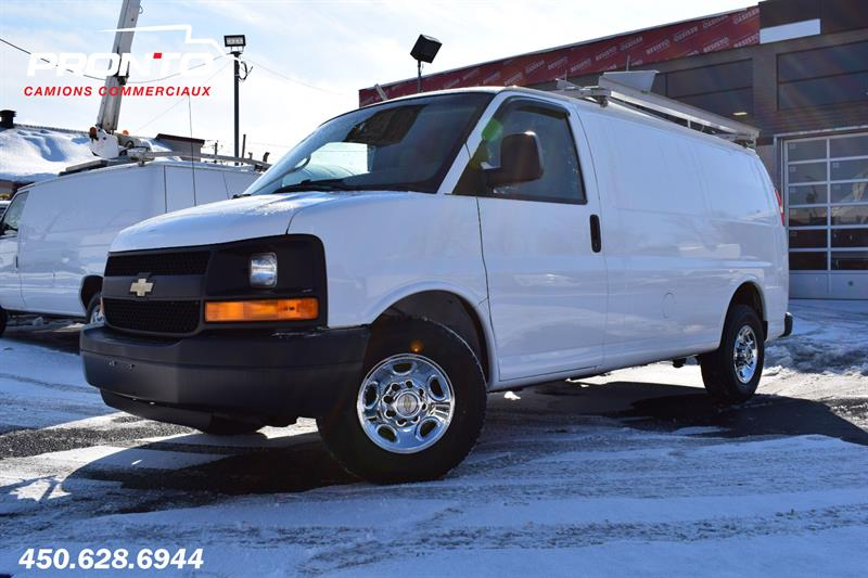 Chevrolet Express Cargo Van 2012 2500 ** 4.8L ** #1784