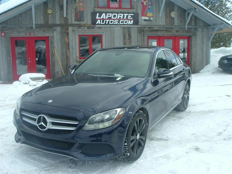 Mercedes-Benz C300 4matic 2015 4matic #7536