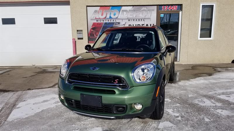 Mini Cooper Countryman 2015 ALL4 S #6360