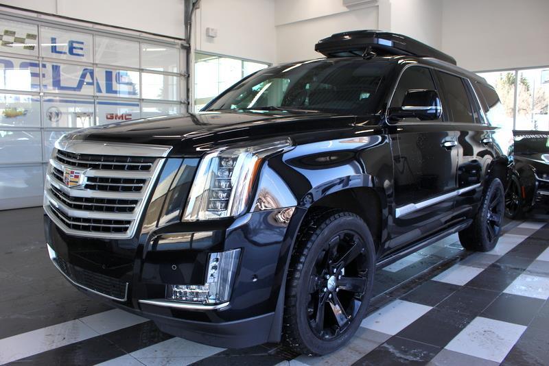 Cadillac Escalade 2019 Platinum #K923008