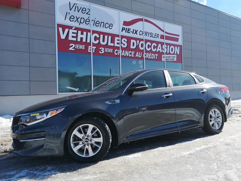 Kia Optima 2016 4dr Sdn+LX+MAGS+A/C+GR.ELEC+WOW! #UD5127