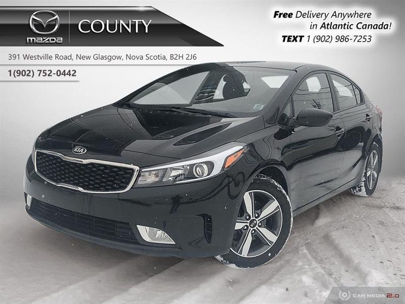 2018 Kia Forte LX PLUS! APPLE CARPLAY! HEATED SEATS! ALLOY WHEELS #U3014