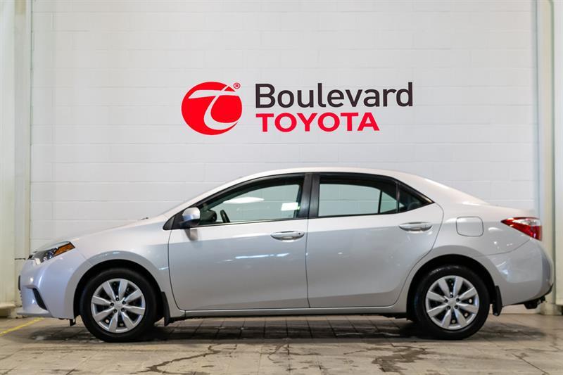 2014 Toyota Corolla * LE * #84753A