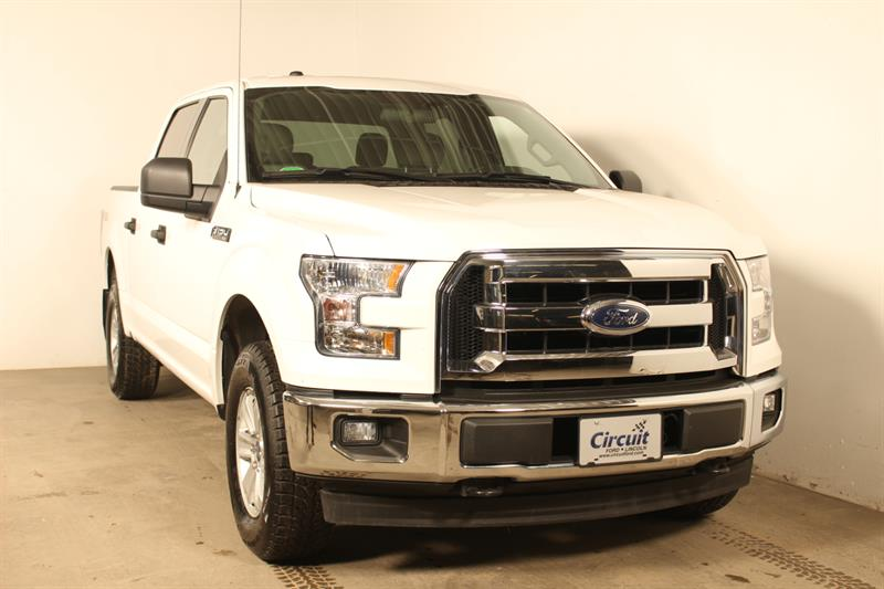 Ford F-150 2017 SuperCrew ** XLT ** 4X4 ** Camera  #90154a