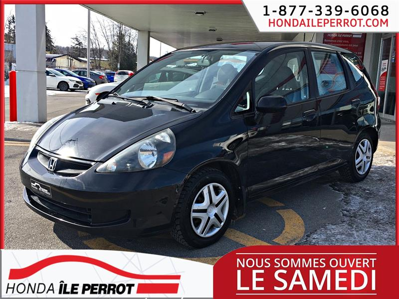 Honda Fit 2007 5dr HB AT LX #44834-1