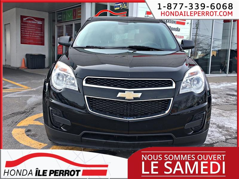 Chevrolet Ile Perrot >> 2011 Chevrolet Equinox Fwd 4dr Ls 8 Pneu Used For Sale In