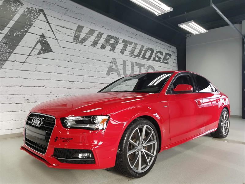 Audi A4 2015 Auto Progressiv Plus S-Line #V19019